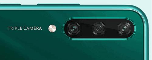 Kamera vom Huawei Y6p