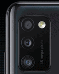 Kamera vom Samsung A41