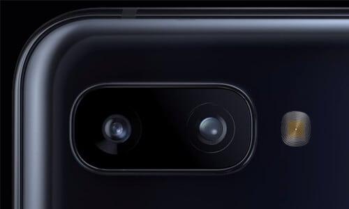 Kamera vom Samsung Galaxy Z Flip 5G
