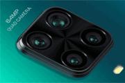 Kamera vom Xiaomi Redmi Note 9 Pro