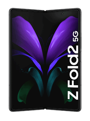congstar - Samsung Galaxy Z Fold2 5G - innen (schwarz)