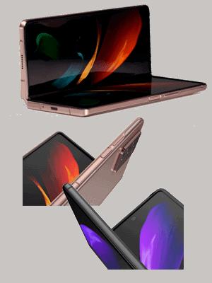congstar - Samsung Galaxy Z Fold2 5G - Ansichten