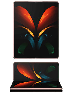congstar - Samsung Galaxy Z Fold2 5G - Klapp-Mechanismus