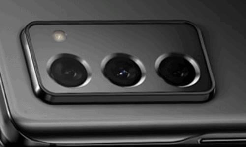 Kamera vom Samsung Galaxy Z Fold2 5G