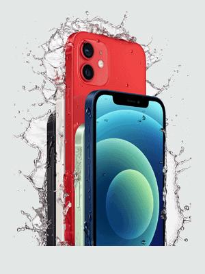 congstar - Apple iPhone 12 - Schutz gegen Staub und Wasser