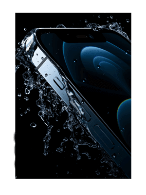 congstar - Apple iPhone 12 Pro - Schutz gegen Staub und Wasser
