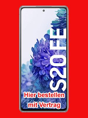 congstar - Samsung Galaxy S20 FE hier bestellen