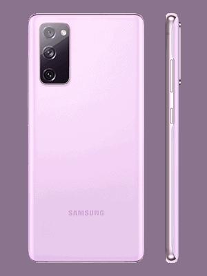 congstar - Samsung Galaxy S20 FE (lila lavendel / cloud lavender)