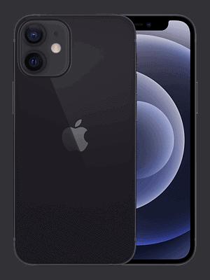 congstar - Apple iPhone 12 mini - schwarz