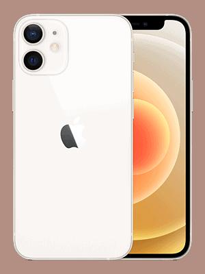 congstar - Apple iPhone 12 mini - weiß