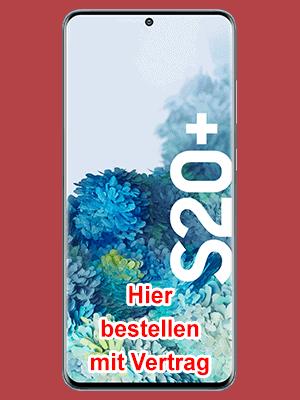 congstar - Samsung Galaxy S20+ hier bestellen
