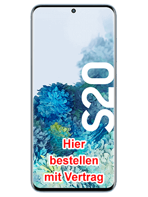 congstar - Samsung Galaxy S20 hier bestellen