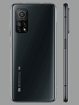 congstar - Xiaomi Mi 10T 5G - schwarz (cosmic black) / hinten