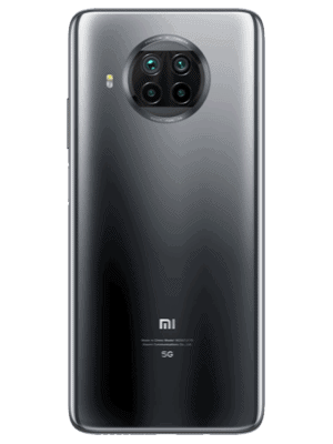 congstar - Xiaomi Mi 10T Lite 5G - grau (pearl gray) / hinten