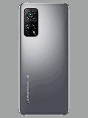 congstar - Xiaomi Mi 10T Pro 5G - grau (lunar silver) / hinten