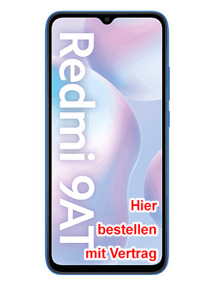 congstar - Xiaomi Redmi 9AT