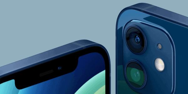 Kameras vom Apple iPhone 12 mini