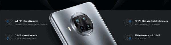 Kamera vom Xiaomi Mi 10T Lite 5G