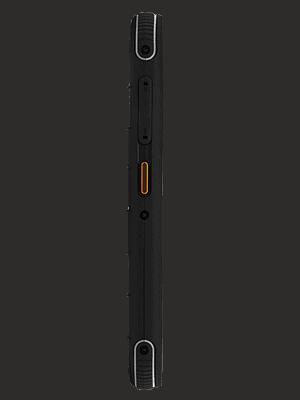 congstar - CAT S42 - schwarz / seitlich