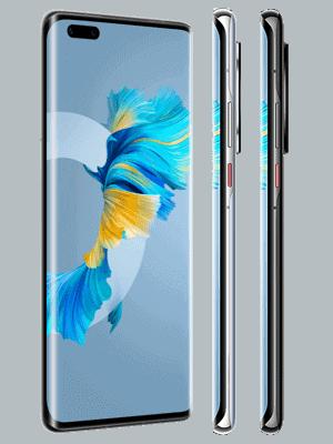 congstar - Huawei Mate40 Pro 5G - seitlich