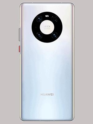 congstar - Huawei Mate40 Pro 5G - silver / silber - hinten