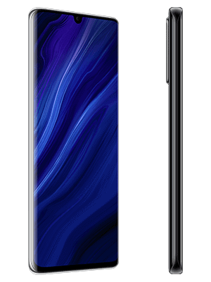 congstar - Huawei P30 Pro New Edition / seitlich - schwarz