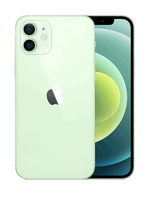 congstar - Apple iPhone 12 - grün