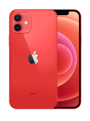 congstar - Apple iPhone 12 - rot (product red)