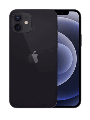 congstar - Apple iPhone 12 - schwarz