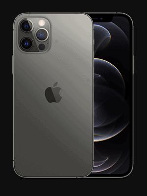 congstar - Apple iPhone 12 Pro - graphit / grau