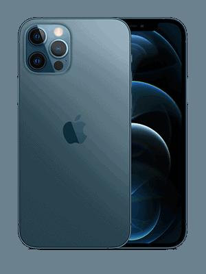 congstar - Apple iPhone 12 Pro - pazifikblau / blau