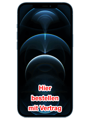 congstar - Apple iPhone 12 Pro Max - hier bestellen
