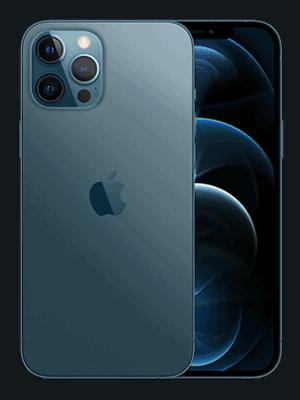 congstar - Apple iPhone 12 Pro Max - blau / pazifikblau