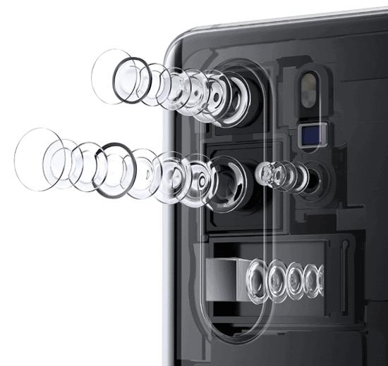 Kamera vom Huawei P30 Pro New Edition