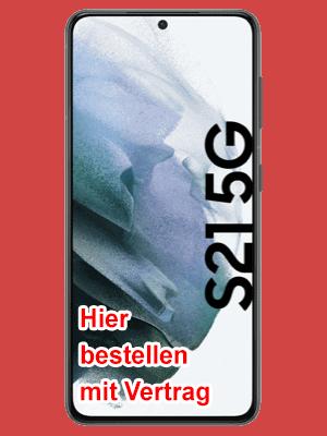congstar - Samsung Galaxy S21 5G - hier bestellen