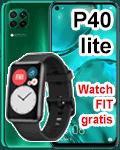 congstar - Huawei P40 lite mit gratis Watch Fit
