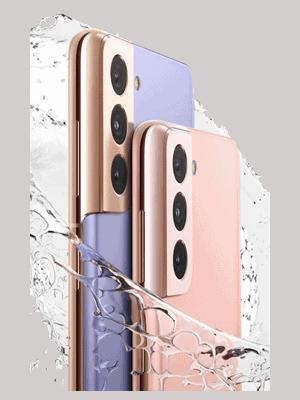 congstar - Samsung Galaxy S21 5G - Schutz gegen Wasser und Staub
