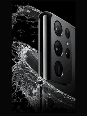 congstar - Samsung Galaxy S21 Ultra 5G - Schutz gegen Wasser und Staub