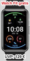Huawei Watch Fit gratis