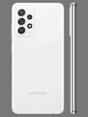 congstar - Samsung Galaxy A52 - weiß (awesome white)