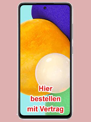 congstar - Samsung Galaxy A52 - hier bestellen