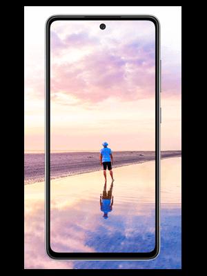 congstar - Samsung Galaxy A52 - Display