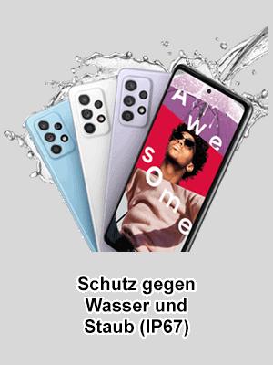 congstar - Samsung Galaxy A52 - Farbauswahl