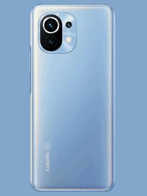 congstar - Xiaomi Mi 12 5G (horizon blue / blau - hinten)