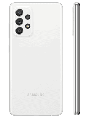 congstar - Samsung Galaxy A52s 5G - awesome white (weiß)