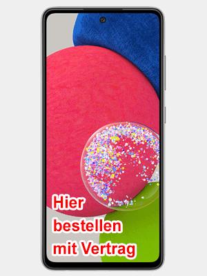 congstar - Samsung Galaxy A52s 5G - hier bestellen / kaufen