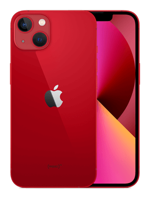 congstar - Apple iPhone 13 - rot (product red)