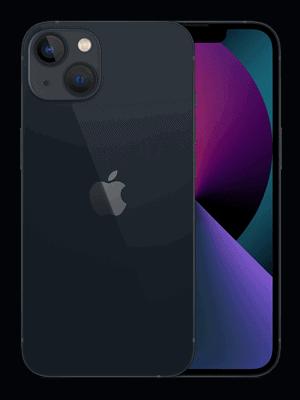 congstar - Apple iPhone 13 - mitternacht (schwarz)