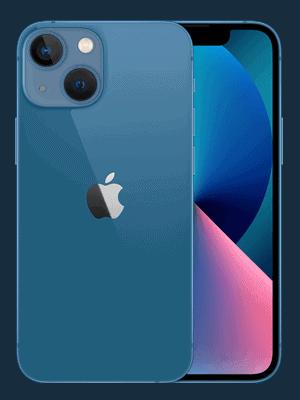 congstar - Apple iPhone 13 mini - blau