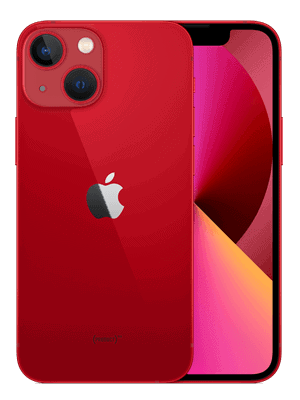 congstar - Apple iPhone 13 mini - product red (rot)